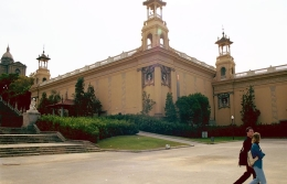 Palacio Victoria Eugenia de Montjuic will be converted to an exhibition space